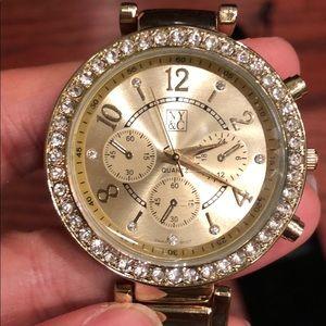 ⭐️B2G1⭐️ New York &company watch - gold - new